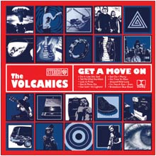 The Volcanics - Get A Move On Cover